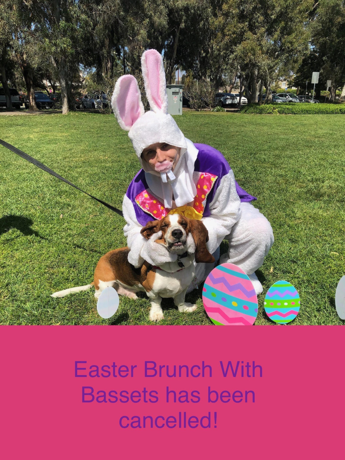 Easter Brunch Cancelled