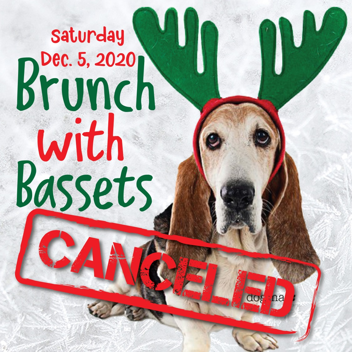 Holiday BWB Cancelled